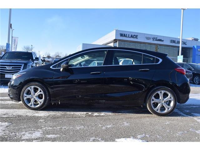 2018 Chevrolet Cruze PREMIER/DEMO/SUNRF/NAV/HTD F&R STS/BOSE (Stk: 587978D) in Milton - Image 2 of 23