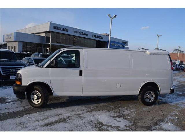 2018 Chevrolet Express 2500 Work Van/2-SEAT/REAR CAMRA/AC/PWR/SIDE DOOR (Stk: PR5053) in Milton - Image 2 of 15