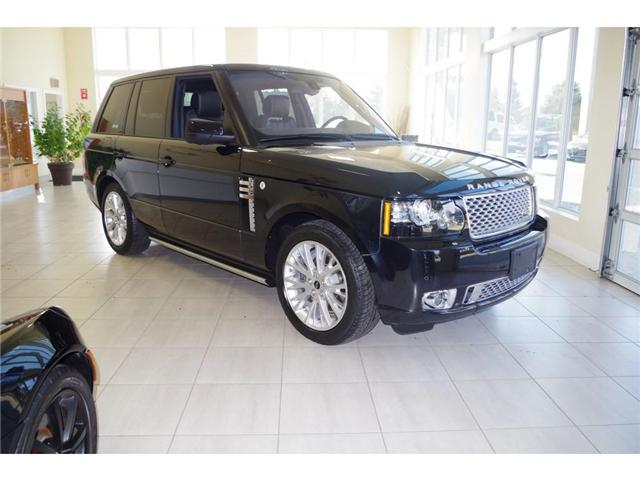 2012 Land Rover Range Rover Supercharged (Stk: 1743) in Edmonton - Image 2 of 21