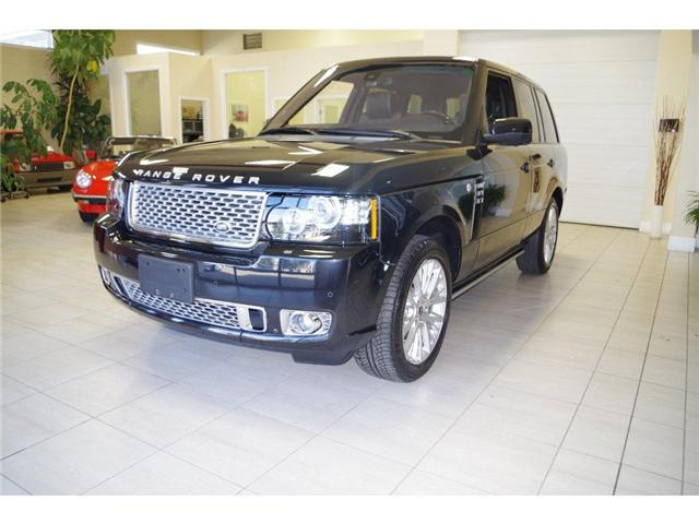 2012 Land Rover Range Rover Supercharged (Stk: 1743) in Edmonton - Image 3 of 21