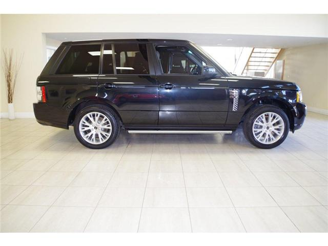 2012 Land Rover Range Rover Supercharged (Stk: 1743) in Edmonton - Image 5 of 21