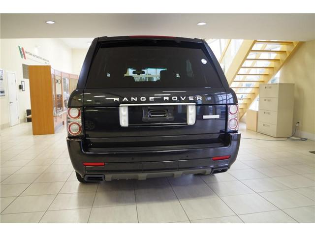 2012 Land Rover Range Rover Supercharged (Stk: 1743) in Edmonton - Image 7 of 21