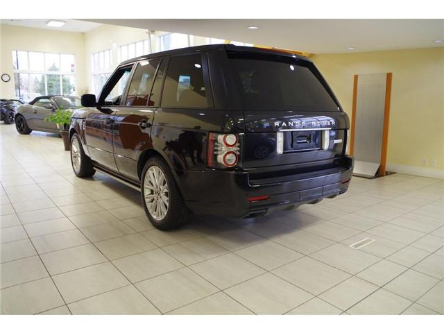 2012 Land Rover Range Rover Supercharged (Stk: 1743) in Edmonton - Image 8 of 21