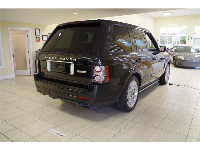 2012 Land Rover Range Rover Supercharged (Stk: 1743) in Edmonton - Image 9 of 21