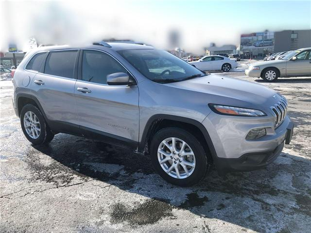 2018 Jeep Cherokee North (Stk: 19722A) in Windsor - Image 1 of 12