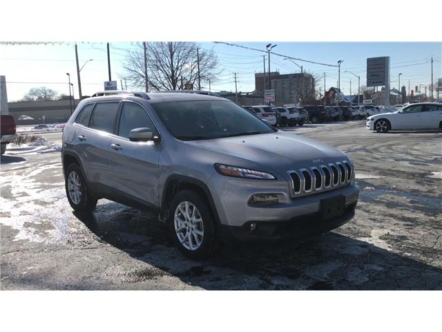 2018 Jeep Cherokee North (Stk: 19722A) in Windsor - Image 2 of 12