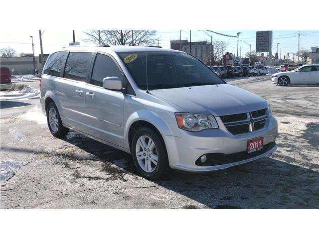 2011 Dodge Grand Caravan Crew (Stk: 19213A) in Windsor - Image 2 of 11