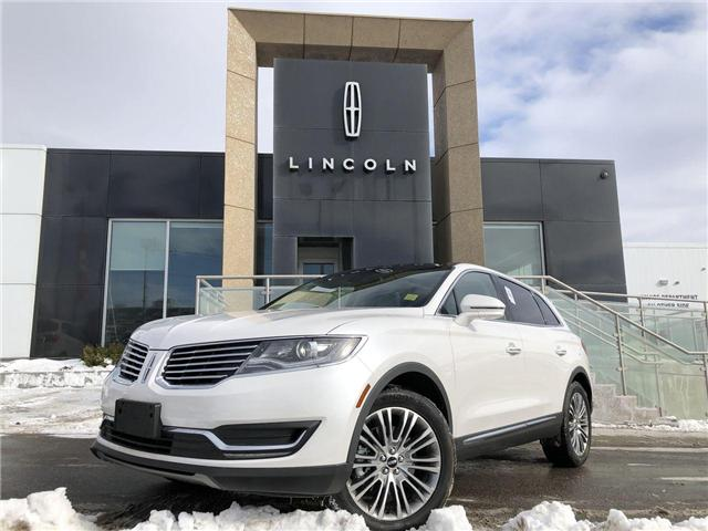 2018 Lincoln MKX Reserve (Stk: LX181672) in Barrie - Image 1 of 28