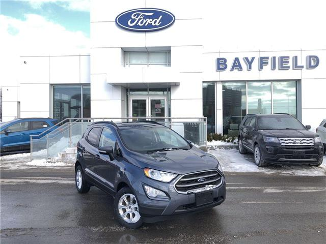 2018 Ford EcoSport SE (Stk: ET181569) in Barrie - Image 1 of 26