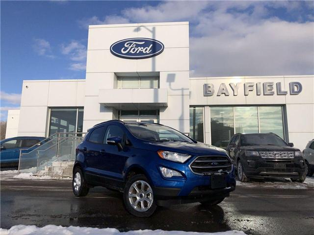 2018 Ford EcoSport SE (Stk: ET181580) in Barrie - Image 1 of 27