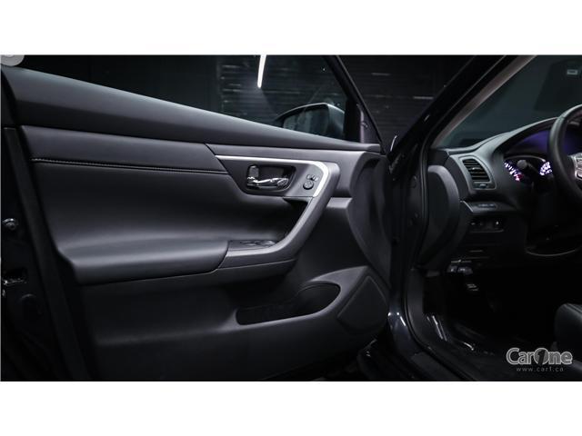2018 Nissan Altima 2.5 SL Tech (Stk: 18-376) in Kingston - Image 9 of 38