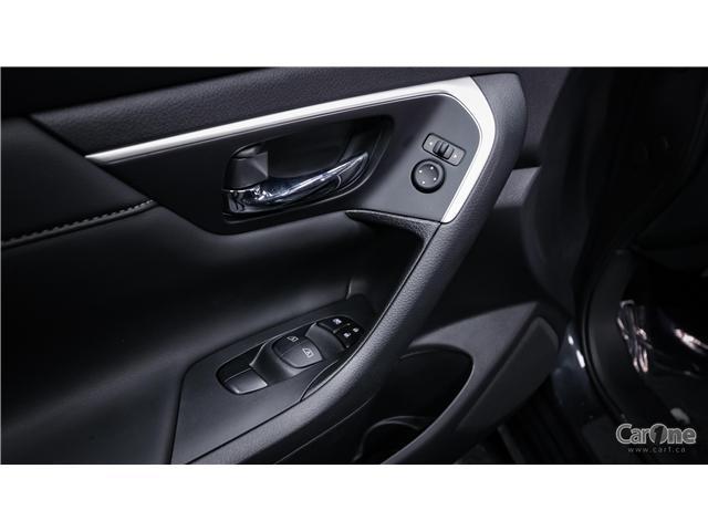 2018 Nissan Altima 2.5 SL Tech (Stk: 18-376) in Kingston - Image 10 of 38