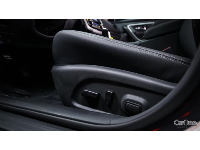 2018 Nissan Altima 2.5 SL Tech (Stk: 18-376) in Kingston - Image 11 of 38
