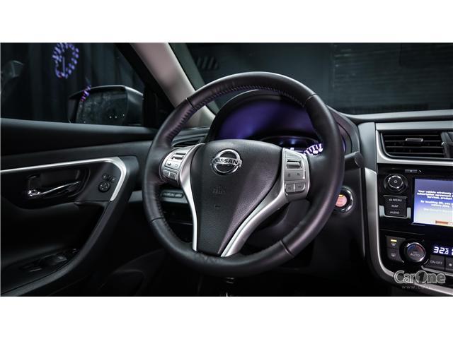 2018 Nissan Altima 2.5 SL Tech (Stk: 18-376) in Kingston - Image 14 of 38