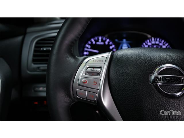 2018 Nissan Altima 2.5 SL Tech (Stk: 18-376) in Kingston - Image 15 of 38