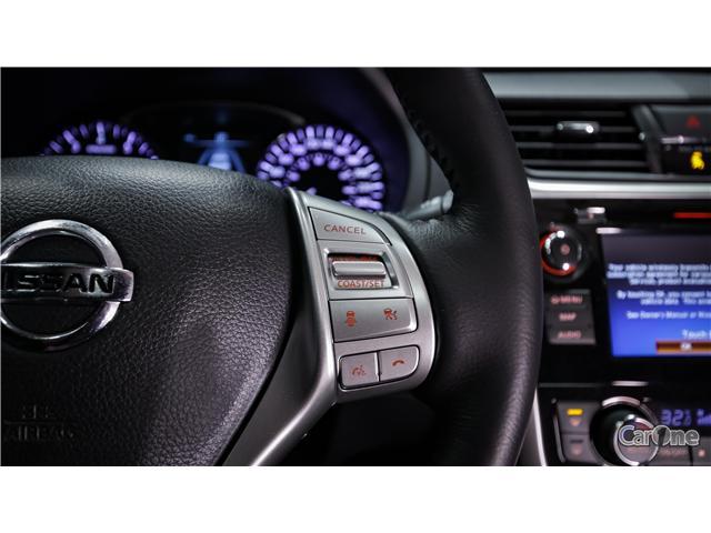 2018 Nissan Altima 2.5 SL Tech (Stk: 18-376) in Kingston - Image 16 of 38