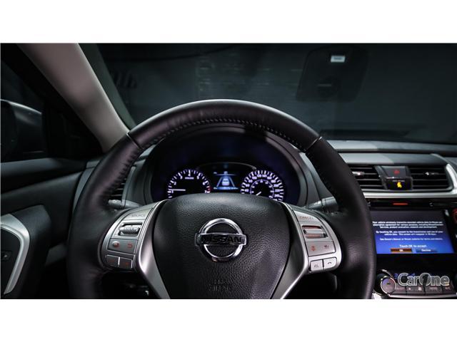 2018 Nissan Altima 2.5 SL Tech (Stk: 18-376) in Kingston - Image 17 of 38