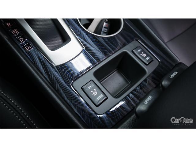 2018 Nissan Altima 2.5 SL Tech (Stk: 18-376) in Kingston - Image 26 of 38