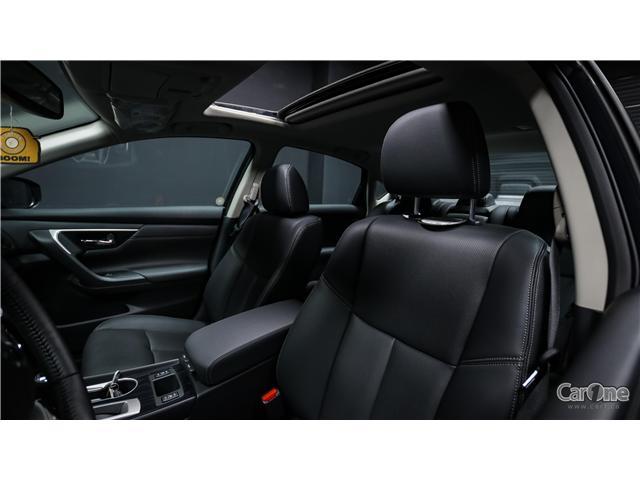 2018 Nissan Altima 2.5 SL Tech (Stk: 18-376) in Kingston - Image 28 of 38