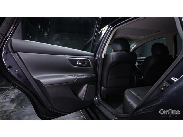 2018 Nissan Altima 2.5 SL Tech (Stk: 18-376) in Kingston - Image 29 of 38