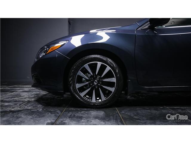 2018 Nissan Altima 2.5 SL Tech (Stk: 18-376) in Kingston - Image 32 of 38