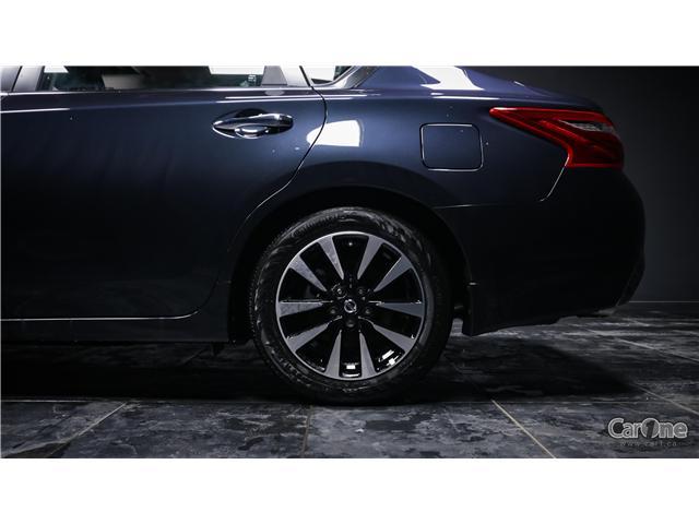2018 Nissan Altima 2.5 SL Tech (Stk: 18-376) in Kingston - Image 33 of 38