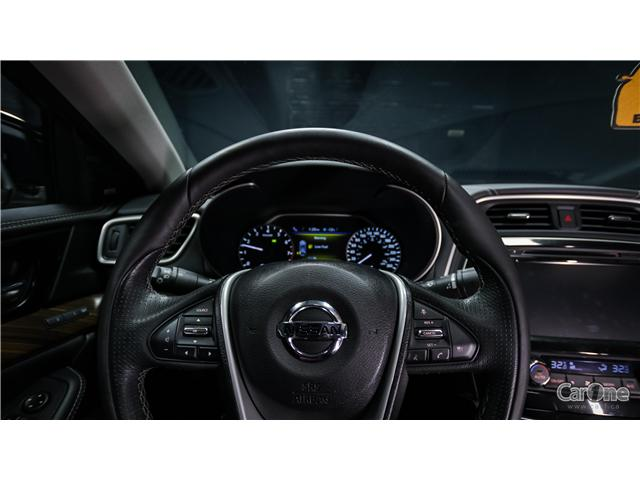 2018 Nissan Maxima Platinum (Stk: 18-122) in Kingston - Image 17 of 36