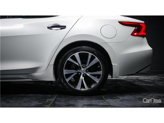 2018 Nissan Maxima Platinum (Stk: 18-122) in Kingston - Image 32 of 36
