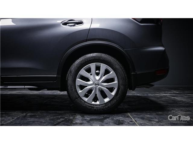 2018 Nissan Rogue S (Stk: 18-205) in Kingston - Image 27 of 32