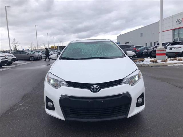2016 Toyota Corolla S (Stk: D190697A) in Mississauga - Image 2 of 16