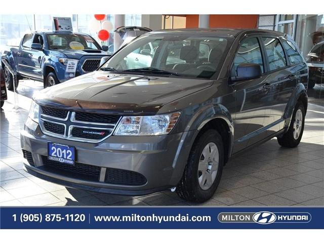 2012 Dodge Journey CVP/SE Plus (Stk: 359006) in Milton - Image 1 of 34