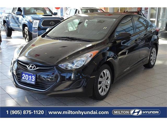 2013 Hyundai Elantra GL (Stk: 267697A) in Milton - Image 1 of 37