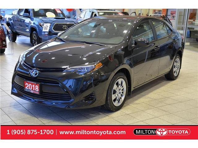 2018 Toyota Corolla  (Stk: 018861) in Milton - Image 1 of 37