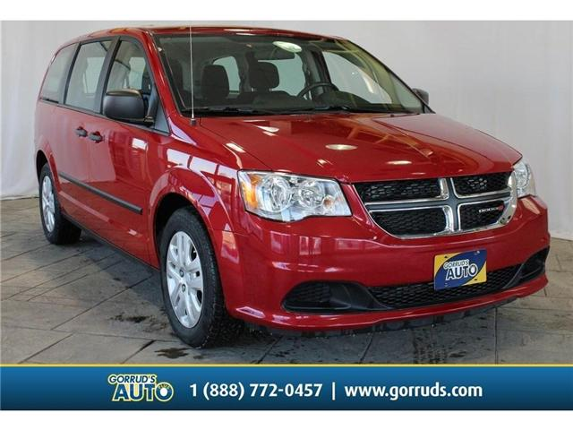 2016 Dodge Grand Caravan SE/SXT (Stk: 195102) in Milton - Image 1 of 37