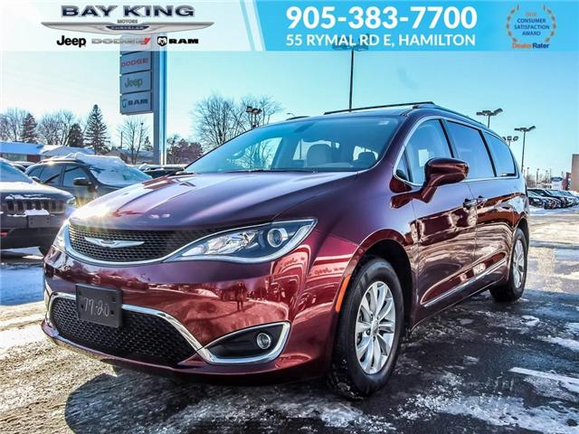 2018 Chrysler Pacifica Touring-L Plus (Stk: 6742) in Hamilton - Image 1 of 22