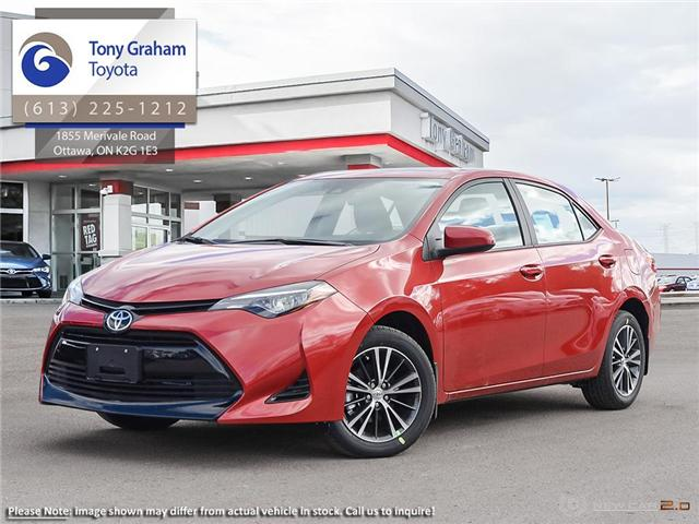 2019 Toyota Corolla LE Upgrade Package (Stk: 57856) in Ottawa - Image 1 of 23
