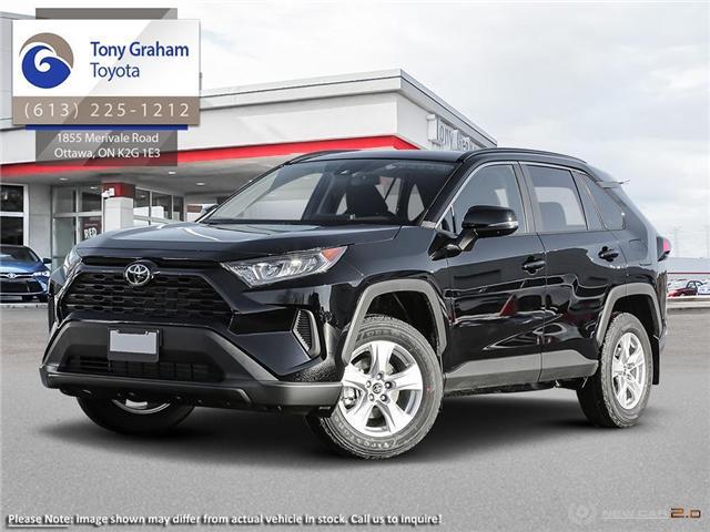 2019 Toyota RAV4 LE (Stk: 57861) in Ottawa - Image 1 of 23