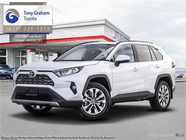 2019 Toyota RAV4 Limited (Stk: 57857) in Ottawa - Image 1 of 23