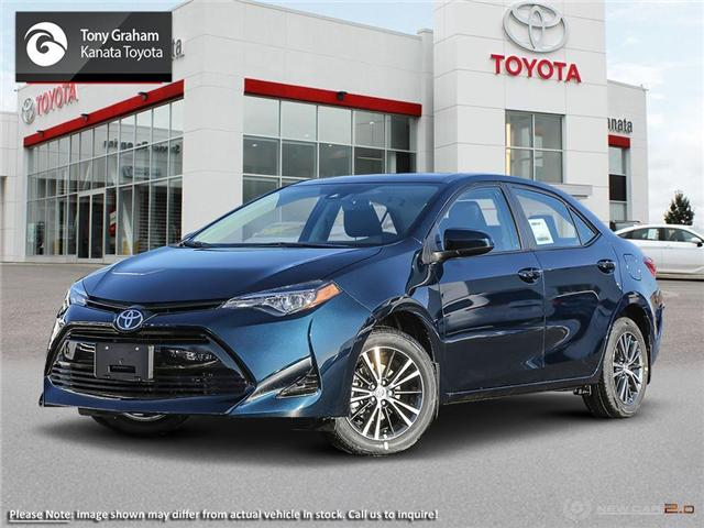 2019 Toyota Corolla LE Upgrade Package (Stk: 89242) in Ottawa - Image 1 of 24