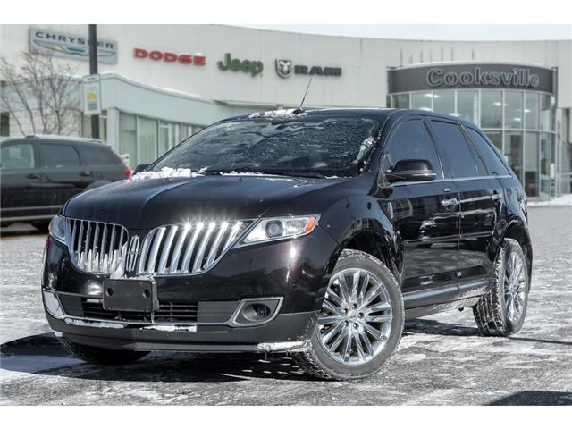 2013 Lincoln MKX Base (Stk: 7782PT) in Mississauga - Image 1 of 19