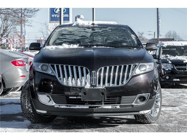 2013 Lincoln MKX Base (Stk: 7782PT) in Mississauga - Image 2 of 19