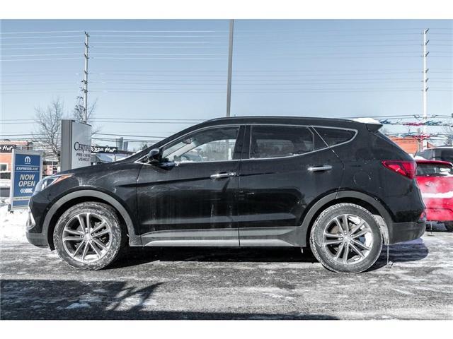 2017 Hyundai Santa Fe Sport  (Stk: H7770PR) in Mississauga - Image 1 of 21