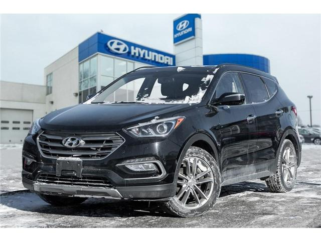 2017 Hyundai Santa Fe Sport  (Stk: H7770PR) in Mississauga - Image 2 of 21