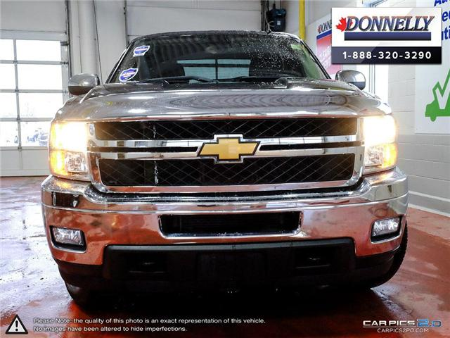 2013 Chevrolet Silverado 2500HD LTZ (Stk: CLDR2188A) in Ottawa - Image 2 of 28