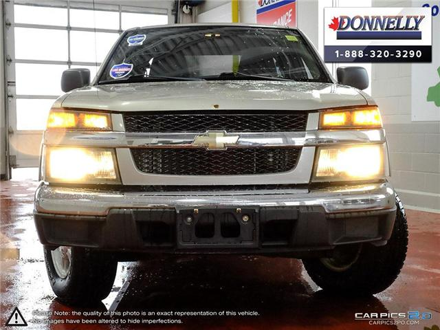 2007 Chevrolet Colorado  (Stk: PBWDR2189A) in Ottawa - Image 2 of 28