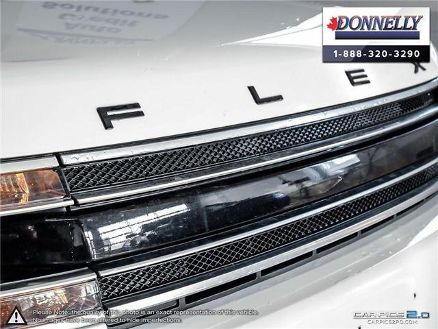 2019 Ford Flex Limited (Stk: DUR6013) in Ottawa - Image 8 of 28