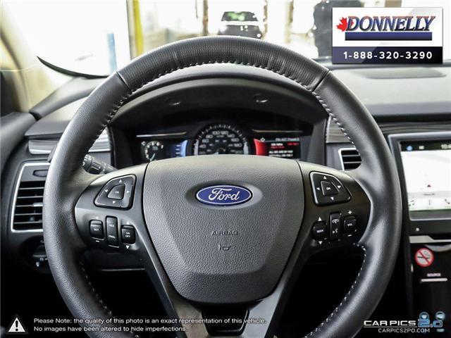 2019 Ford Flex Limited (Stk: DUR6013) in Ottawa - Image 13 of 28
