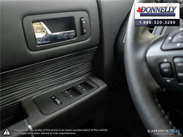 2019 Ford Flex Limited (Stk: DUR6013) in Ottawa - Image 17 of 28