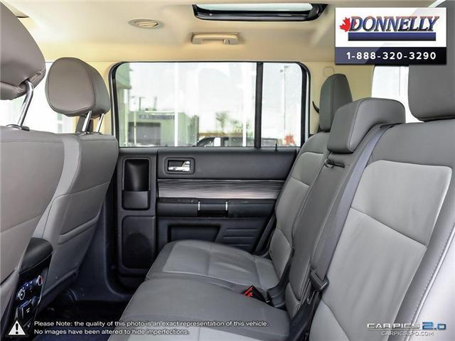 2019 Ford Flex Limited (Stk: DUR6013) in Ottawa - Image 25 of 28