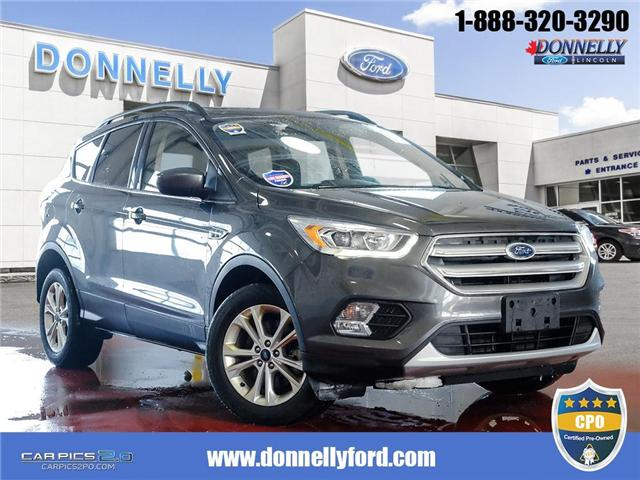 2018 Ford Escape SEL (Stk: DUR6011) in Ottawa - Image 1 of 28